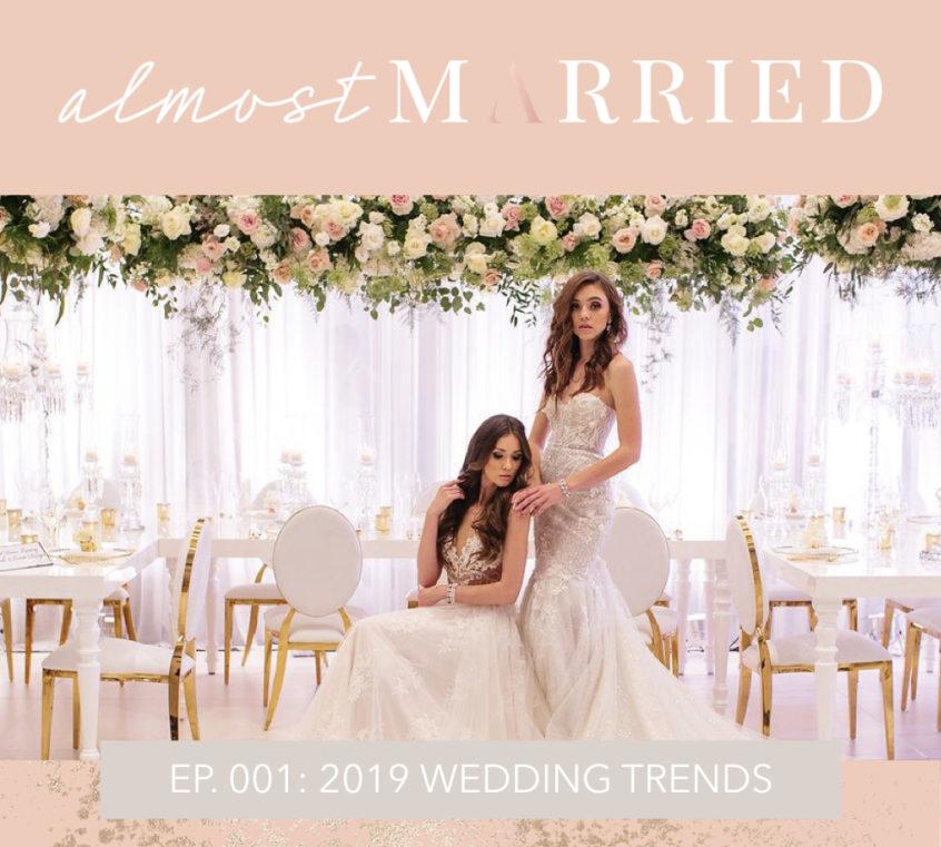 2019 Wedding Trends.2019 Wedding Trends With Weddingsbells Magazine Editor In